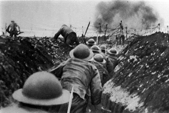 World War I「The Somme」:写真・画像(2)[壁紙.com]