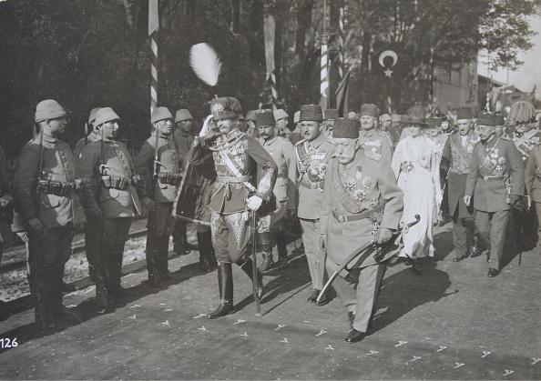 皇帝「Emperor Charles I Visited Istanbul」:写真・画像(19)[壁紙.com]