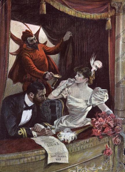 Print Collector「Give Devil His Due」:写真・画像(1)[壁紙.com]