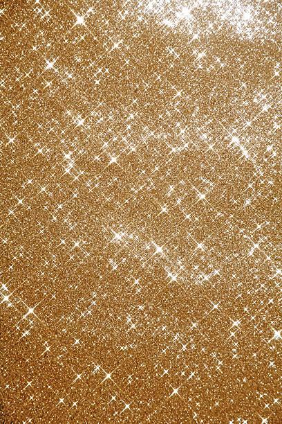 Gold glitter background:スマホ壁紙(壁紙.com)