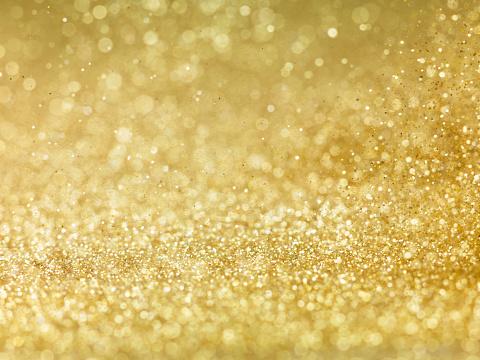 Glitter「Gold Glitter bokkeh」:スマホ壁紙(0)
