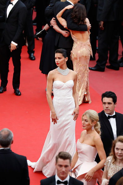 アドリアナ・リマ「'Loveless (Nelyubov)' Red Carpet Arrivals - The 70th Annual Cannes Film Festival」:写真・画像(12)[壁紙.com]