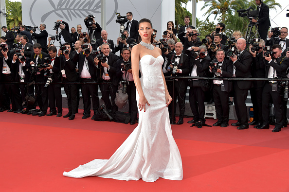 アドリアナ・リマ「'Loveless (Nelyubov)' Red Carpet Arrivals - The 70th Annual Cannes Film Festival」:写真・画像(11)[壁紙.com]