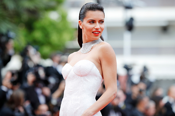 アドリアナ・リマ「'Loveless (Nelyubov)' Red Carpet Arrivals - The 70th Annual Cannes Film Festival」:写真・画像(10)[壁紙.com]