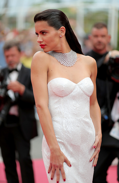 アドリアナ・リマ「'Loveless (Nelyubov)' Red Carpet Arrivals - The 70th Annual Cannes Film Festival」:写真・画像(8)[壁紙.com]