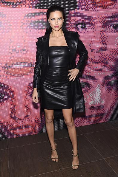 アドリアナ・リマ「Maybelline New York Celebrates Fashion Week」:写真・画像(12)[壁紙.com]
