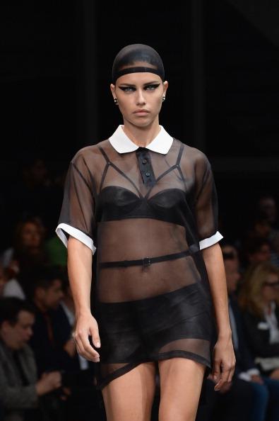 パリ・メンズ・ファッションウィーク「Givenchy : Runway - Paris Fashion Week - Menswear S/S 2015」:写真・画像(18)[壁紙.com]