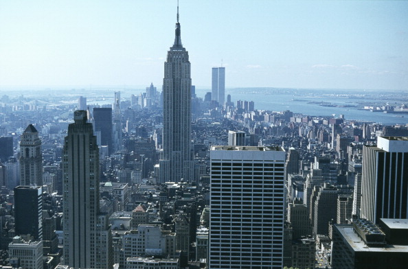 Empire State Building「View From The Empire State Building, NYC」:写真・画像(2)[壁紙.com]
