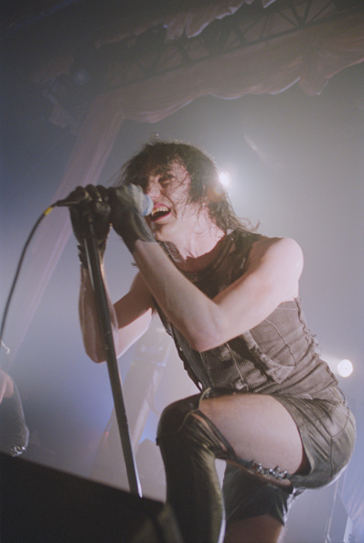 男性一人「Nine Inch Nails Live In London」:写真・画像(19)[壁紙.com]