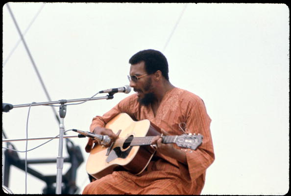 1969「Richie Havens Performs At Woodstock」:写真・画像(16)[壁紙.com]