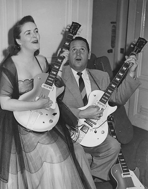 Les Paul And Mary Ford:ニュース(壁紙.com)