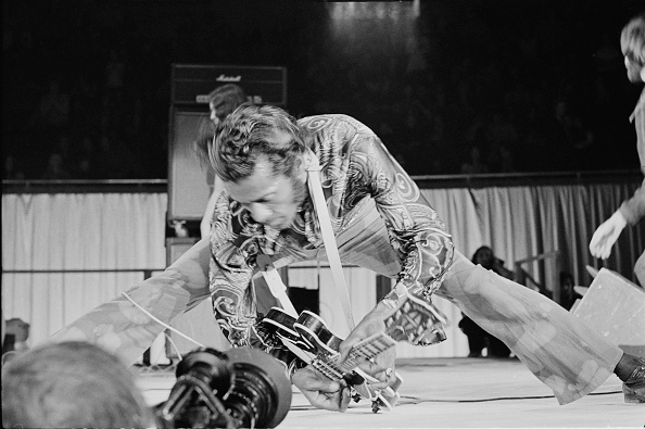 Chuck Berry - Musician「Let The Good Times Roll」:写真・画像(10)[壁紙.com]