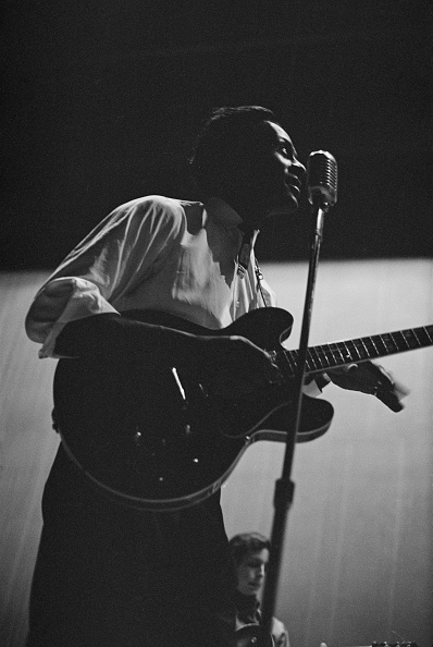 Michael Ochs Archives「Chuck Berry and The Blues Project」:写真・画像(11)[壁紙.com]