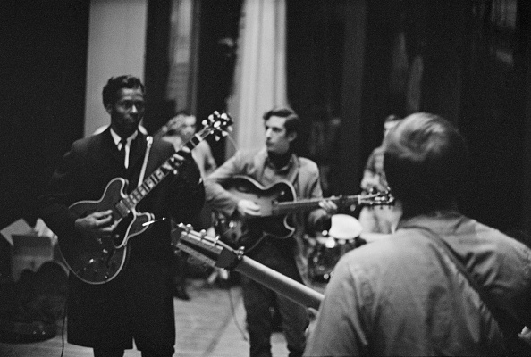 Michael Ochs Archives「Chuck Berry and The Blues Project」:写真・画像(16)[壁紙.com]