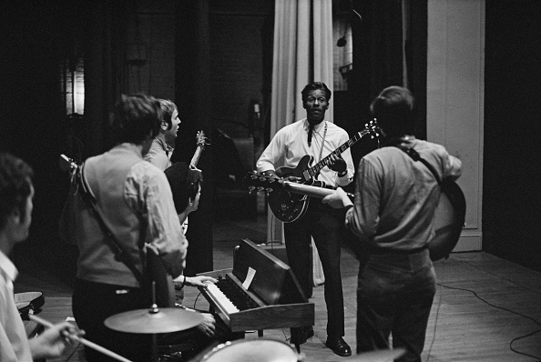Chuck Berry - Musician「Chuck Berry and The Blues Project」:写真・画像(13)[壁紙.com]