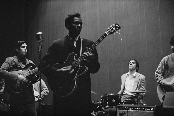 Chuck Berry - Musician「Chuck Berry and The Blues Project」:写真・画像(14)[壁紙.com]