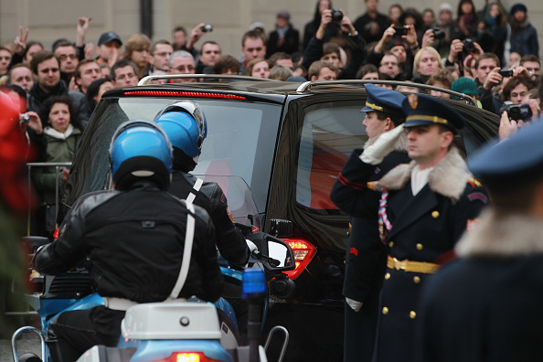 St Vitus's Cathedral「State Funeral Of Vaclav Havel」:写真・画像(2)[壁紙.com]