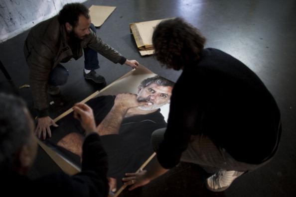 West Bank「Memorial Service For Murdered Arab Israeli Actor」:写真・画像(19)[壁紙.com]