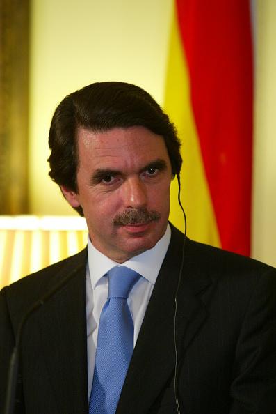 Jose Maria Aznar「Prime Ministers Aznar At Downing St」:写真・画像(0)[壁紙.com]