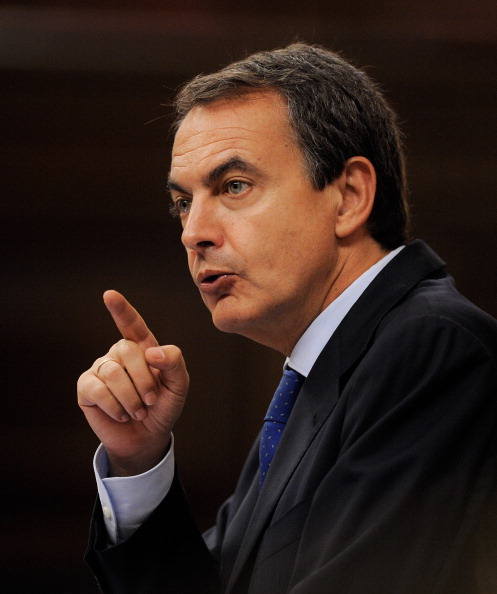 Jose Luis Rodriguez Zapatero「State of The Nation Debate - Madrid」:写真・画像(3)[壁紙.com]