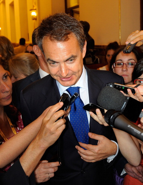 Jose Luis Rodriguez Zapatero「State of The Nation Debate - Madrid」:写真・画像(14)[壁紙.com]