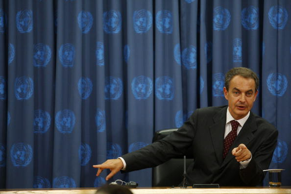 Jose Luis Rodriguez Zapatero「World Leaders Attend First Day Of UN General Assembly」:写真・画像(7)[壁紙.com]