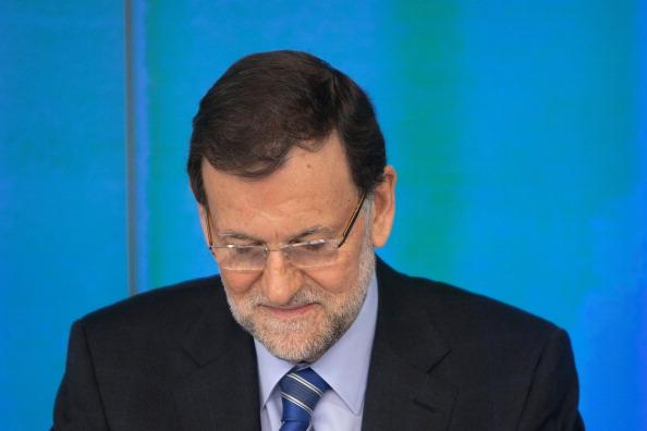 Popular Party「Spanish Prime Minister Rajoy Speaks On Corruption Scandal」:写真・画像(13)[壁紙.com]