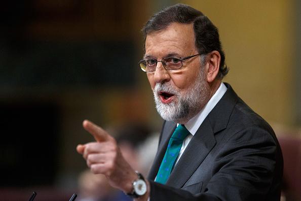 Mariano Rajoy Brey「No-confidence Motion at Spanish Parliament」:写真・画像(0)[壁紙.com]