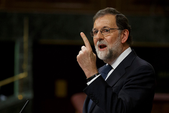 Mariano Rajoy Brey「Spanish Prime Minister Mariano Rajoy Speaks At The Spanish Parliament」:写真・画像(15)[壁紙.com]