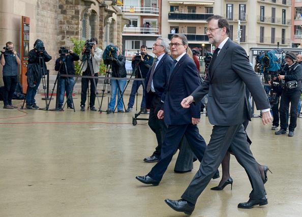 Sagrada Familia - Barcelona「State Funeral For Germanwings Accident Victims」:写真・画像(5)[壁紙.com]
