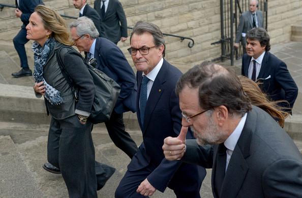 Sagrada Familia - Barcelona「State Funeral For Germanwings Accident Victims」:写真・画像(13)[壁紙.com]