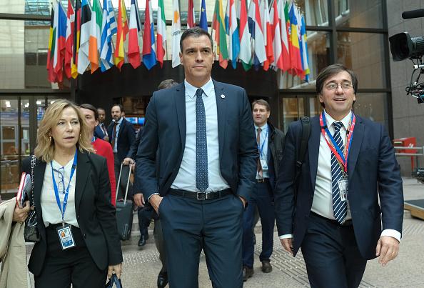 Meeting「Leaders Attend European Council Meeting」:写真・画像(8)[壁紙.com]