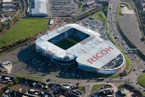 Club Soccer「The Ricoh Arena」:写真・画像(13)[壁紙.com]