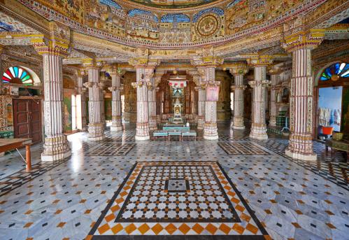 Rajasthan「Bhandasar Jain Temple」:スマホ壁紙(14)