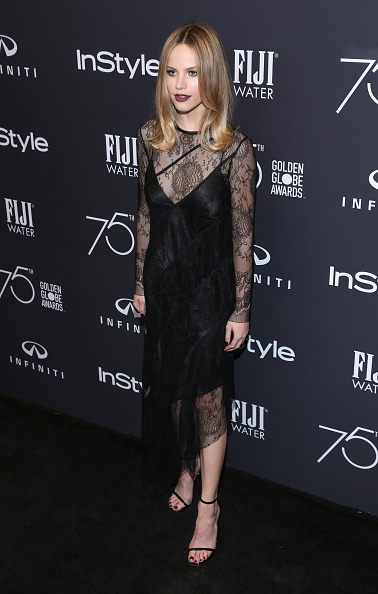お祝い「FIJI Water at the Hollywood Foreign Press Association and InStyle's Celebration of the 2018 Golden Globe Awards Season and Unveiling of the Golden Globe Ambassador」:写真・画像(17)[壁紙.com]