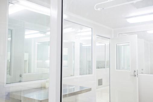 Hygiene「clean room in laboratory」:スマホ壁紙(5)