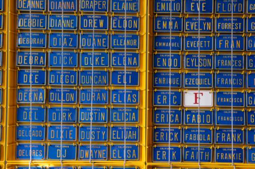 Souvenir「Name Plates」:スマホ壁紙(6)