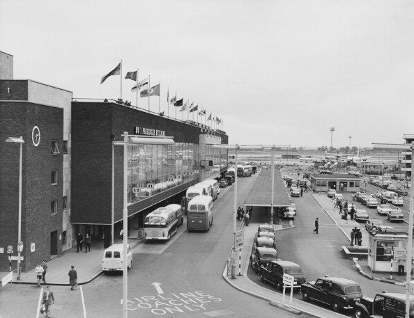 Heathrow Airport「London Airport」:写真・画像(6)[壁紙.com]