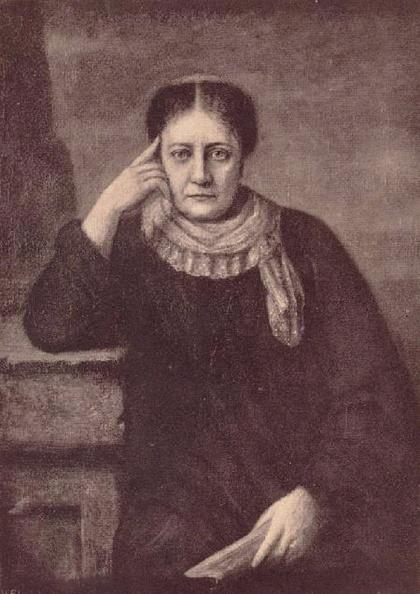 Illustration Technique「Helena Blavatsky (1831-1891)」:写真・画像(11)[壁紙.com]