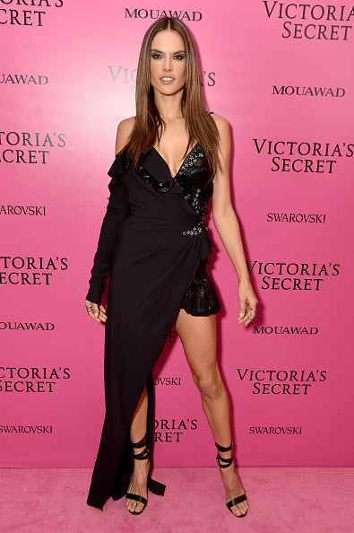 Alessandra Ambrosio「2017 Victoria's Secret Fashion Show In Shanghai - After Party」:写真・画像(14)[壁紙.com]