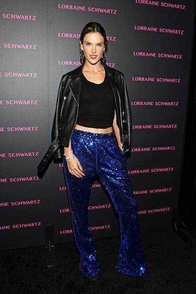 アレッサンドラ・アンブロジオ「Lorraine Schwartz launches The Eye Bangle a new addition to her signature Against Evil Eye Collection - Arrivals」:写真・画像(11)[壁紙.com]