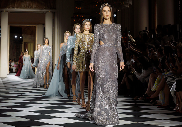 Zuhair Murad - Designer Label「Zuhair Murad : Runway - Paris Fashion Week - Haute Couture Fall Winter 2018/2019」:写真・画像(11)[壁紙.com]