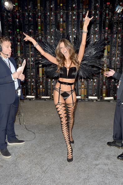 Victoria's Secret「2016 Victoria's Secret Fashion Show in Paris - Backstage」:写真・画像(15)[壁紙.com]