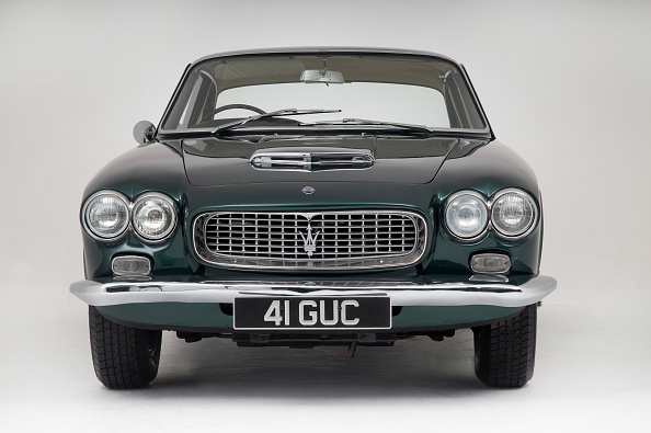 Environmental Conservation「1963 Maserati Sebring 3500GT」:写真・画像(15)[壁紙.com]