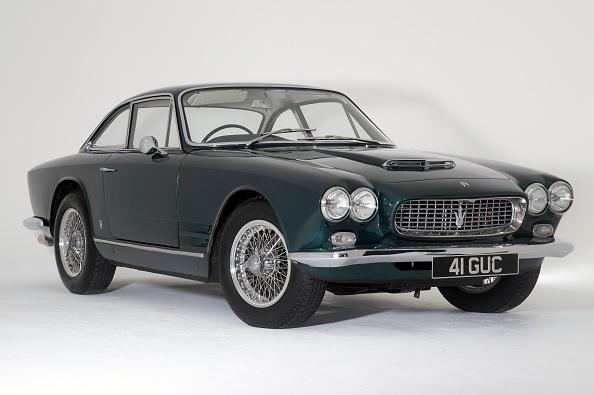 Collector's Car「1963 Maserati Sebring 3500GT」:写真・画像(4)[壁紙.com]