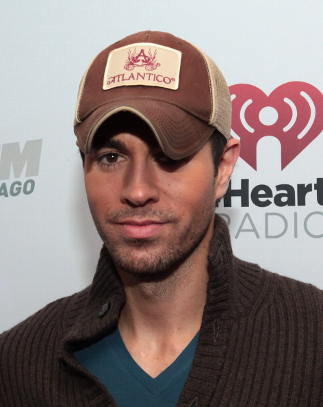 Enrique Iglesias - Singer「103.5 KISS FM's Jingle Ball 2013, Presented By Jam Audio Collection - BACKSTAGE」:写真・画像(2)[壁紙.com]