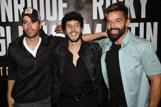 Enrique Iglesias x Ricky Martin Press Conference:ニュース(壁紙.com)