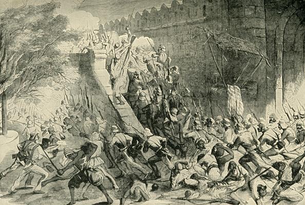 Delhi「The Taking Of The Kashmir Gate」:写真・画像(11)[壁紙.com]