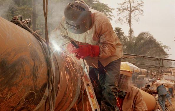 Tom Stoddart Archive「Exxon Mobil's Chad / Cameroon oil pipeline」:写真・画像(11)[壁紙.com]