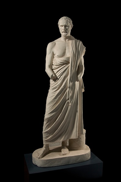 Classical Greek「Portrait Statue Of Demosthenes」:写真・画像(13)[壁紙.com]